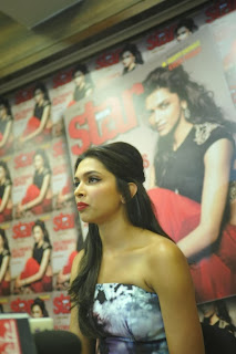Actress Deepika Padukone Latest Pictures at Starweek Magazine Diwali Special Edition Launch 0024.jpg