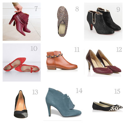 chaussures blog mode