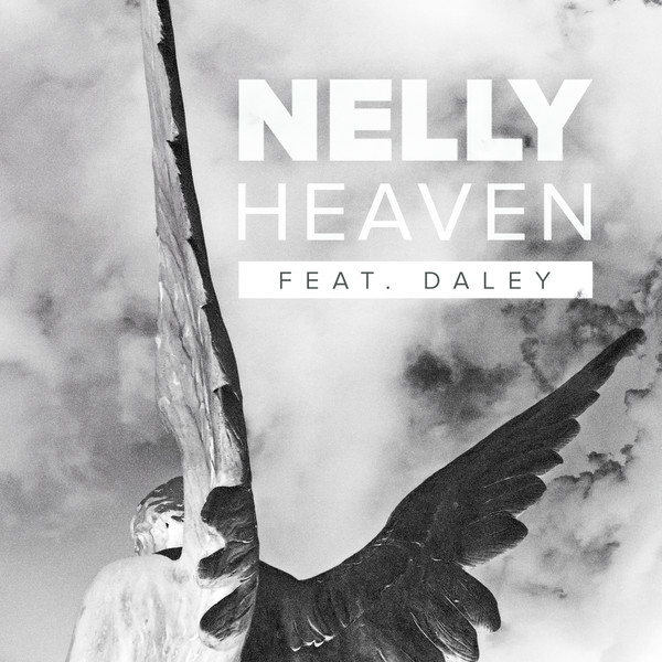 Nelly - Heaven (feat. Daley) - Single Cover