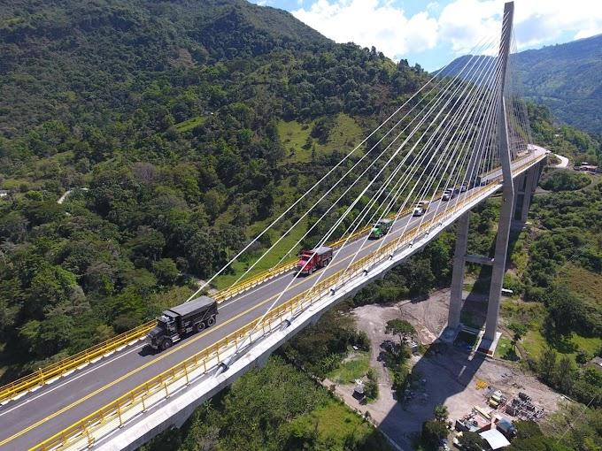 Reportaje de Elespectador.com con el director del Invias, advierte que no es seguro que se reciba el puente Hisgaura