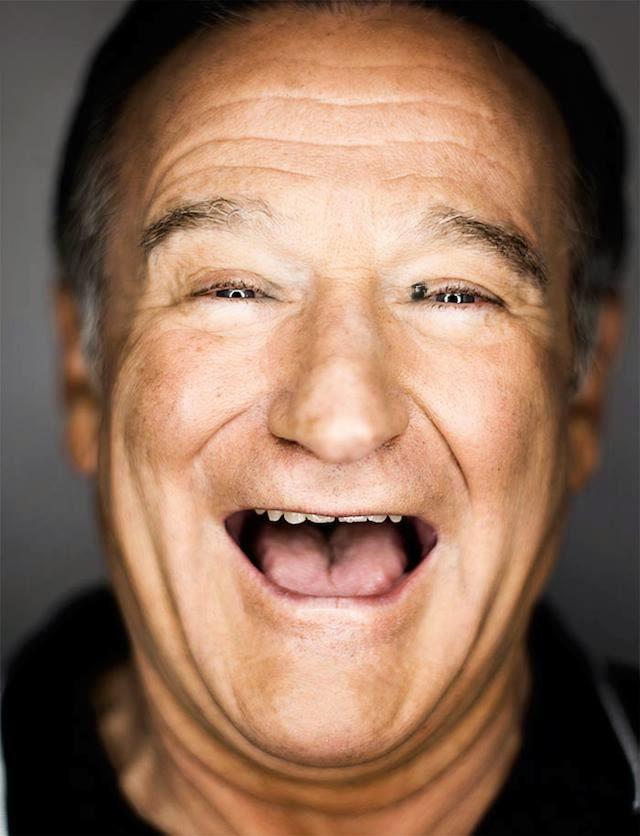 Robin Williams, Robin Williams death, celebrity actor suicide, hanging suicide, Robin Williams Mrs Doubtfire, Dead Poets Society, Hook actor, Genie in Aladdin, Robbie Williams, celebrity depression