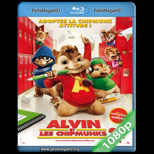 ALVIN Y LAS ARDILLAS 2 (2009) 1080P HD MKV ESPAÑOL LATINO