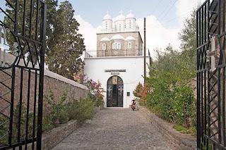 post-Byzantine church Agios Charalambos