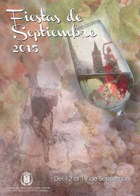 FIESTAS DE SEPTIEMBRE 2015 - BOLLULLOS PAR DEL CONDADO