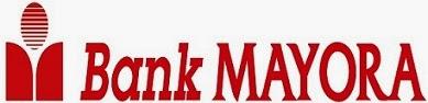 Lowongan Kerja Terbaru Bulan Maret 2014 di PT Bank Mayora