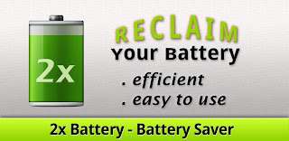 2x Battery - Battery Saver 1.43 Apk, aplikasi Android untuk menghemat batre