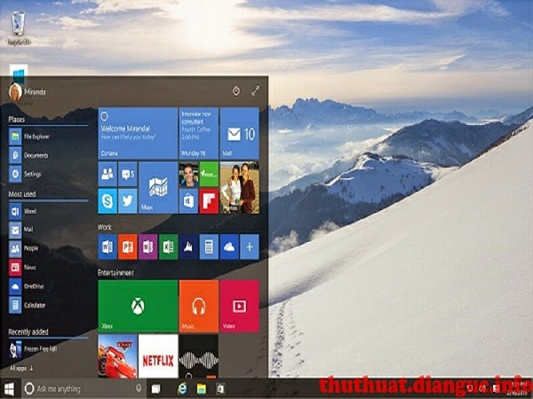 Download Windows 10 Build 10074 Technical Preview Full ISO
