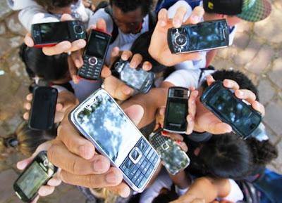 Bénédiction des smartphones