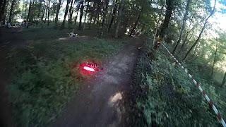 Garë me Drona (Video)