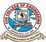 CVR College of Engineering-FacultyPlus