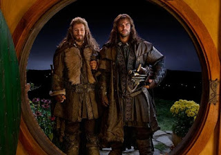 The Hobbit's Fili and Kili