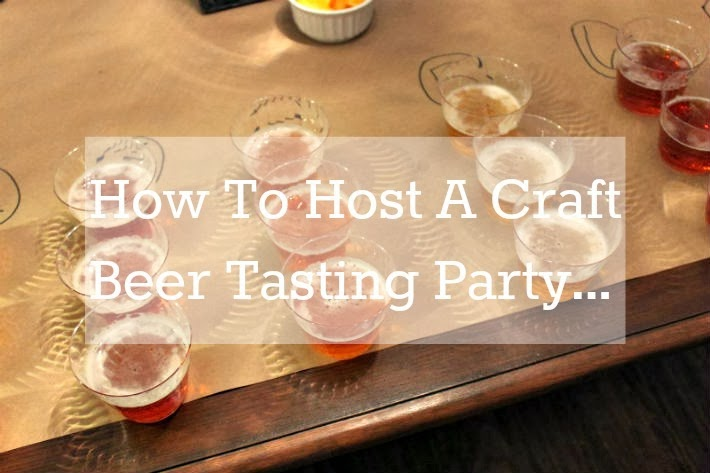 craft beer party beer tastings