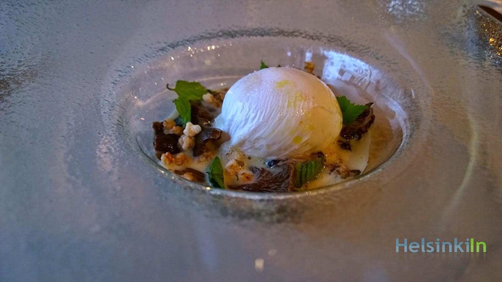 Egg & Mushroom