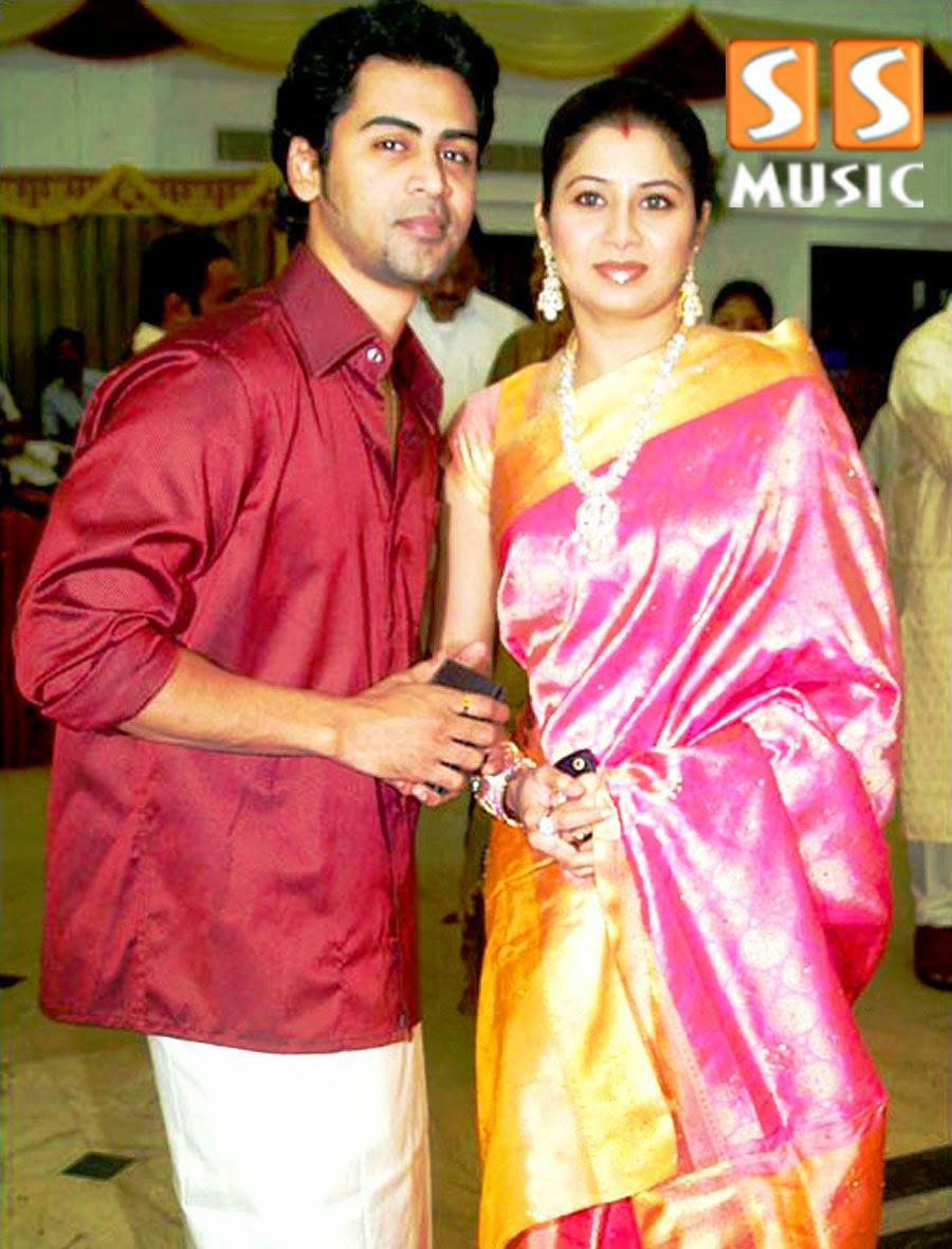 Sangeetha Actress Husband Images