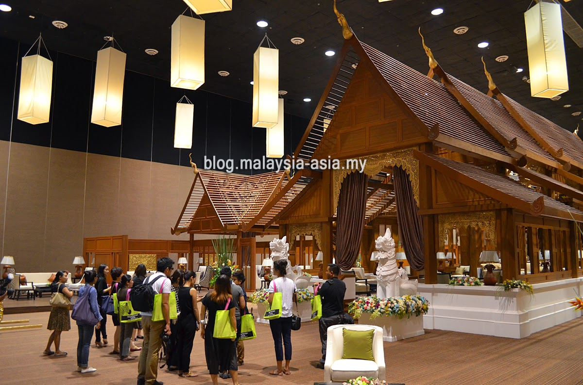 Ratchaphruek Convention Hall Thailand