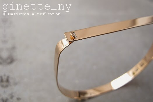 Bracelet Ginette NY nouvelle collection