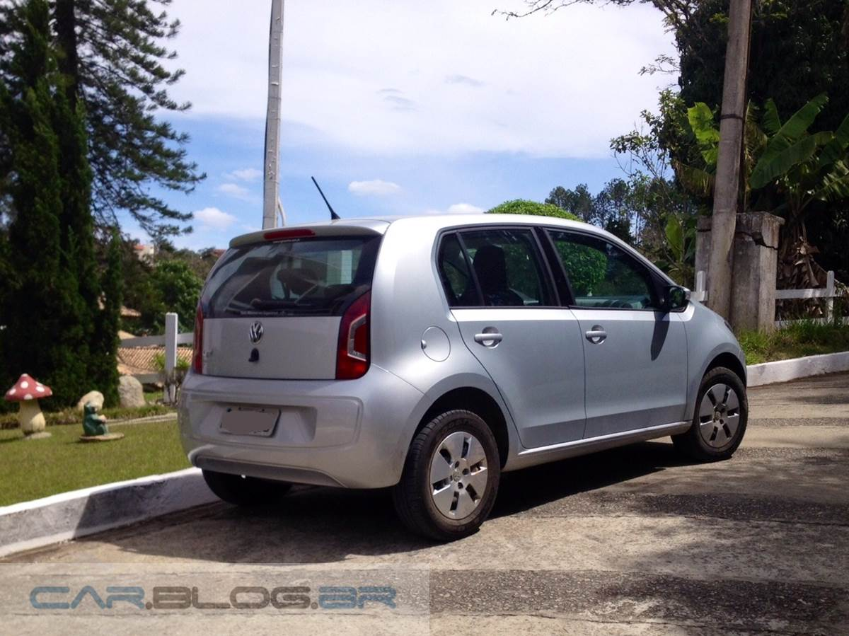 Volkswagen up! Manual x Up! I-Motion Automatizado