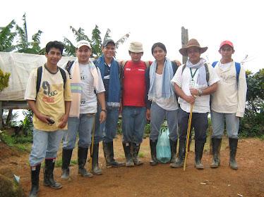 Gestores Ambientales del Caquetá
