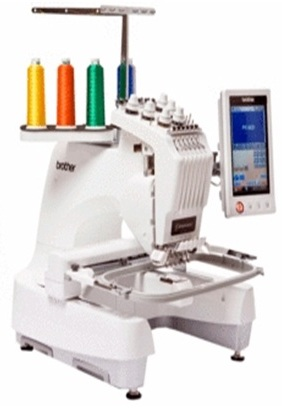 Description: Start Your Own Embroidery Business With The PR 650. Embroider  Caps, Bags, Shirts, For Local Sports Teams, Monogram Shirts And Uniforms  For ...