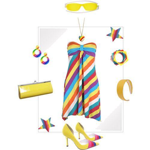 كولكشن ملابس للعيد 2012 كولكشن