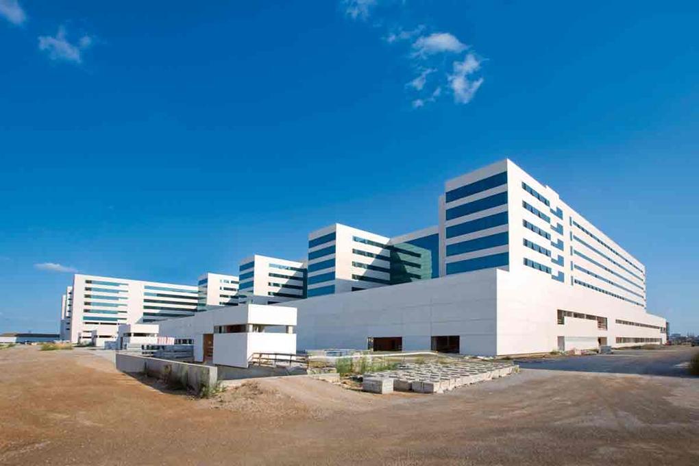 Camps y los responsables de sanidad en la etapa del pp a - Hospital nueva fe valencia ...