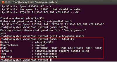 Gammu Ubuntu JamiatAbdillah.Net