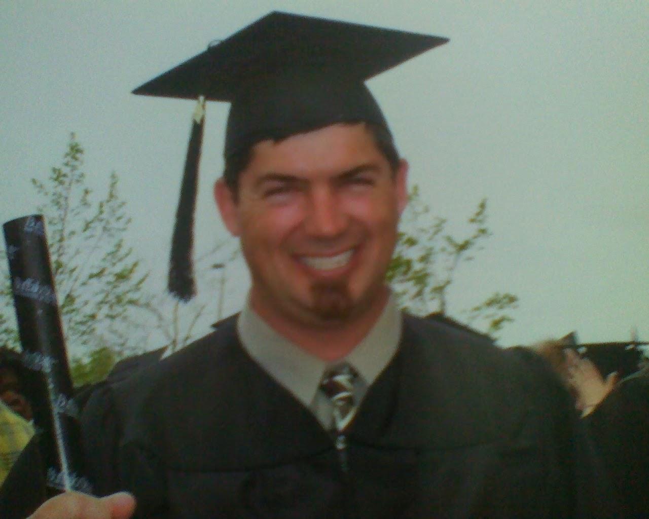 Matt's graduation pic 2007