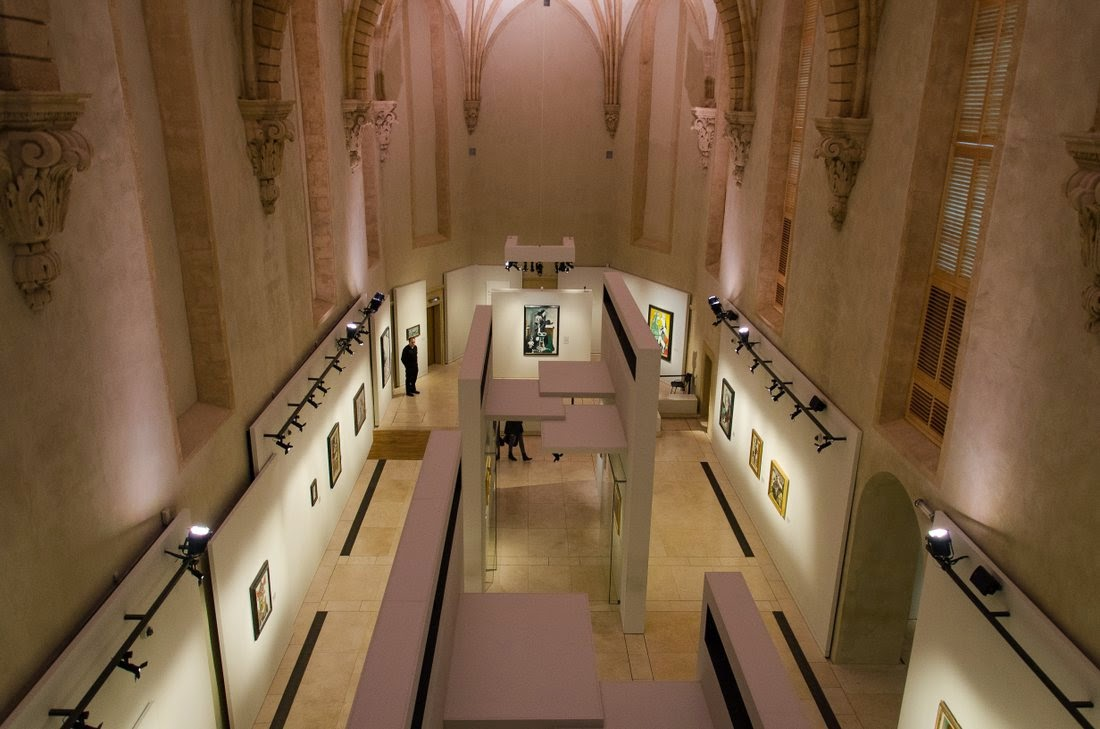 Aix en Provence - musée Granet - XXeme