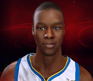 NBA 2K13 Harrison Barnes Cyberface Mod