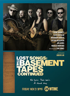 Watch Lost Songs: The Basement Tapes Continued (2014) movie free online