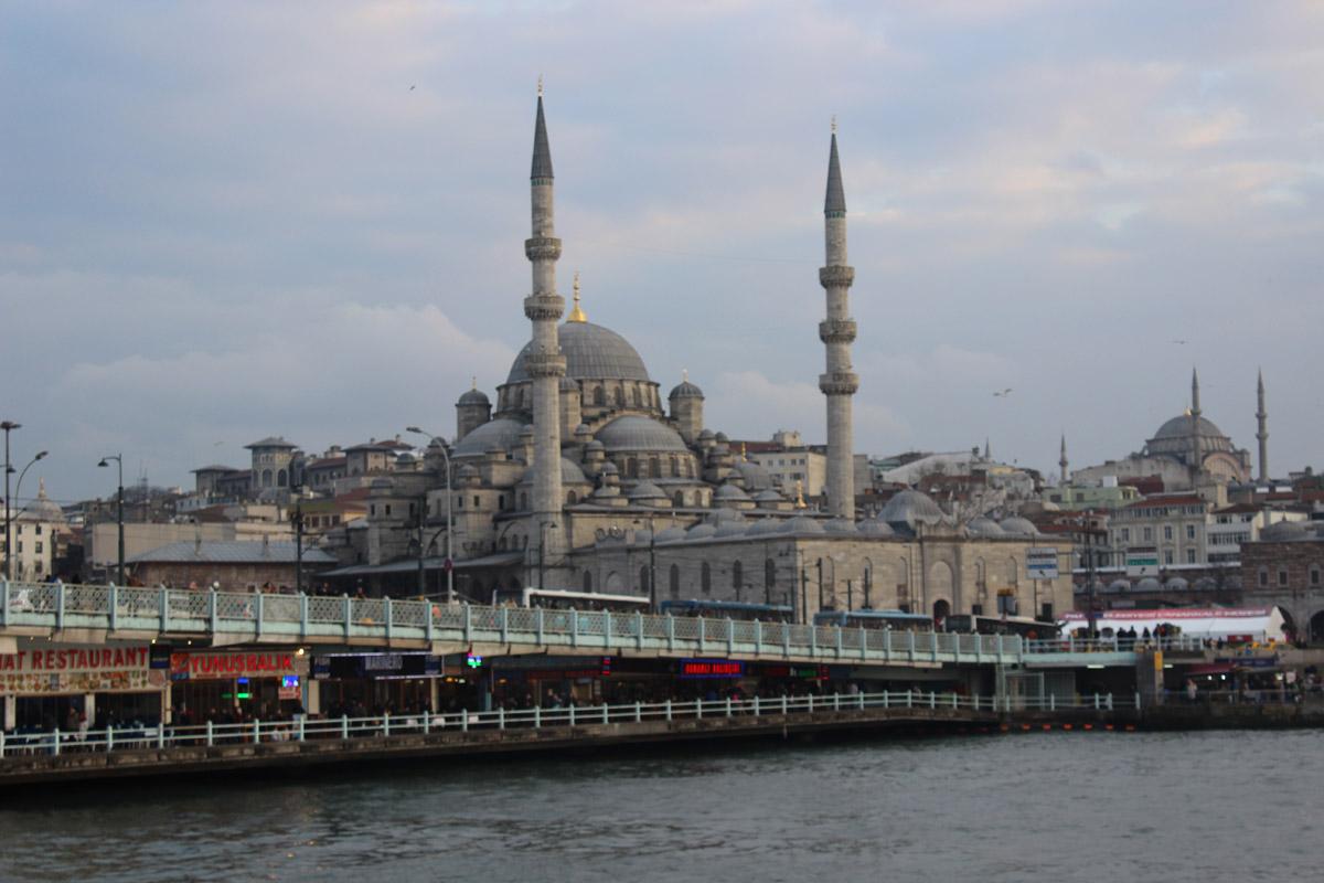 Yeni cami eminönü istanbul