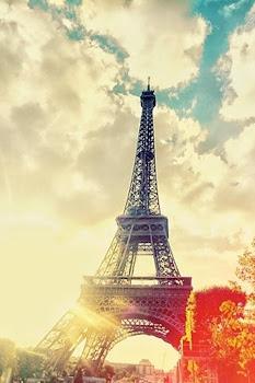 有没有一个人可以陪我流浪到巴黎?