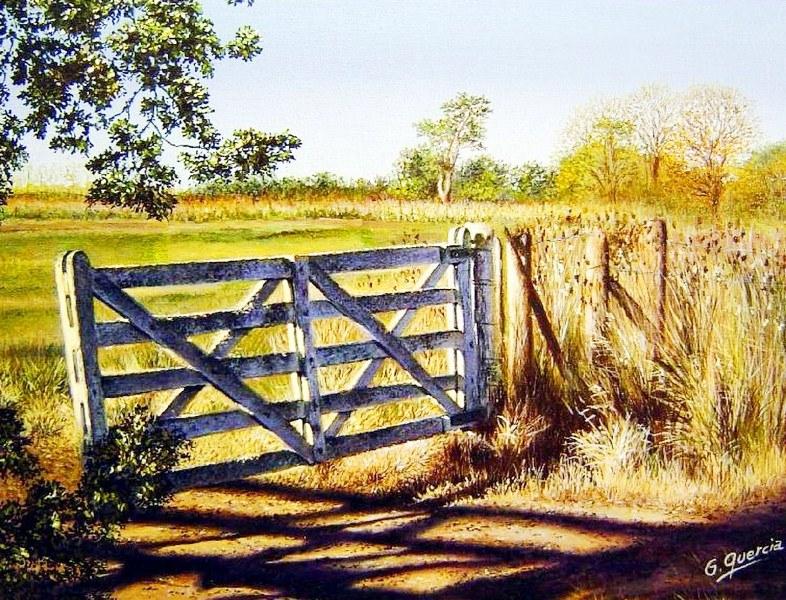Im genes arte pinturas cuadros de paisajes en acr lico - Cuadros de acrilico ...