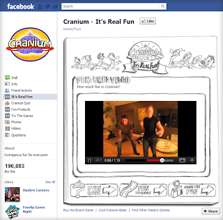 Cranium fan page
