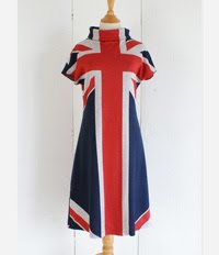 Union Jack dress