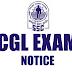 SSC 2014 Combined Graduation Level (CGL) Notification [PDF]