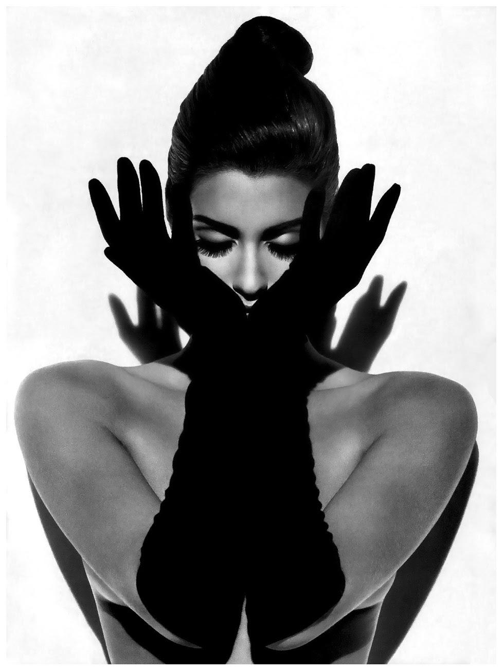 Inspiration: Yasmeen Ghauri by Herb Ritts (1991) | Ses Rêveries
