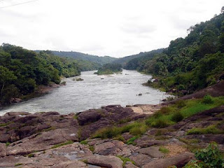 view of pathanamthitha kerala