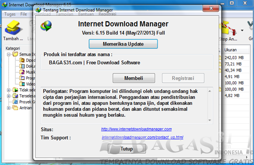 Internet Download Manager 6.15 Build 14 Full Patch 2