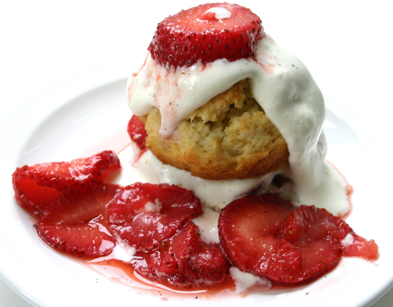 Bake It and Make It with Beth: Strawberry Shortcake Muffins with ...
