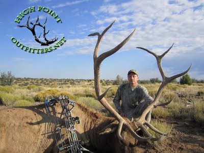 High Point Outfitters Elk Hunting Arizona