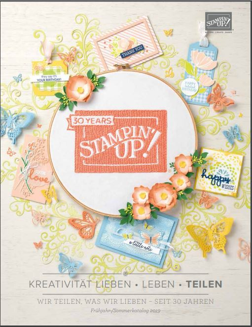 Frühjahr/Sommer-Katalog