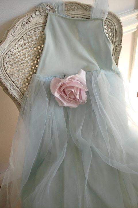 wedding dress shabby chic