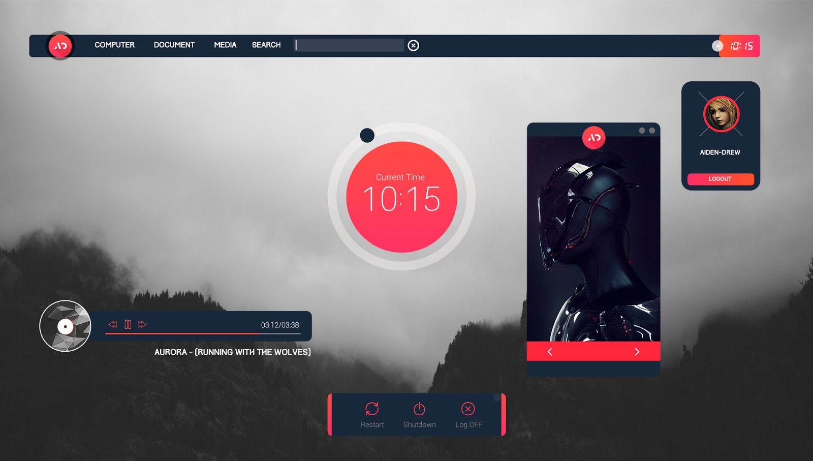how to download and install rainmeter skins