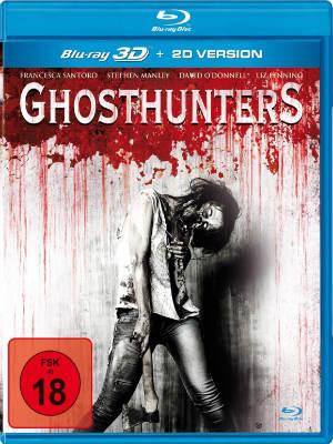 Filme Poster Os Caçadores de Fantasmas