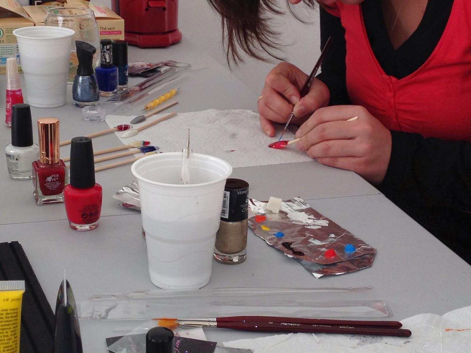 Ateliers nail art Décembre et Janvier8