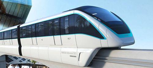 Bombardier fabrica para Bangkok trenes sin conductor