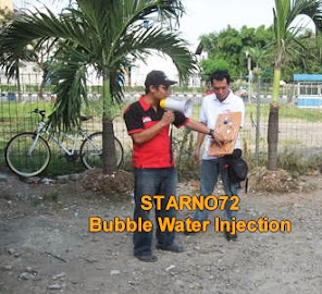 Bubble Water Injection