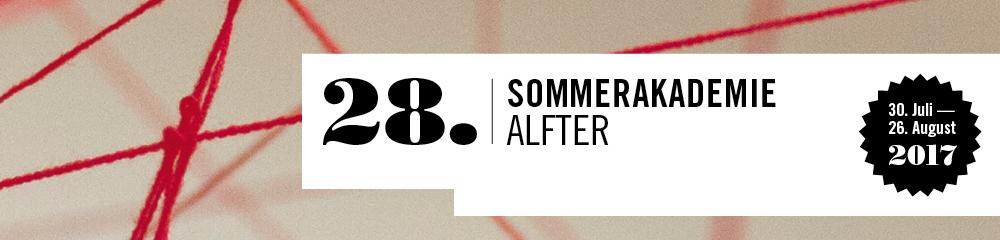 Kreative Kurse der Sommerakademie Alfter 2017