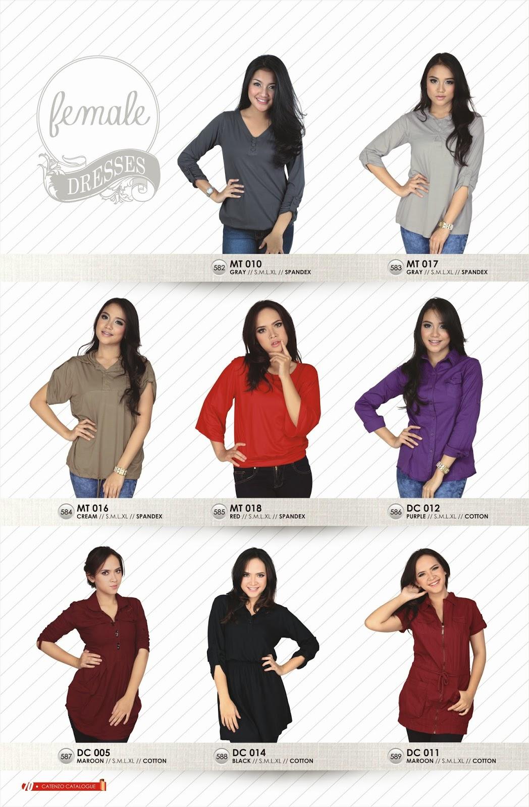 baju wanita keren, modis dan trendi